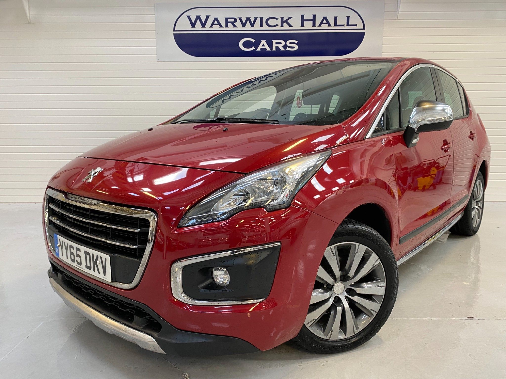 For Sale Peugeot 3008 1.2 PureTech Active (s/s) 5dr in Hyde & Cheshire